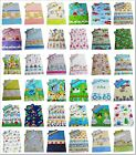 Children's cot bed Duvet Cover and Pillowcase - Girls and Boys Bedding 100 x 135