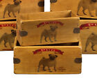 Pug Dog Box Great Pug Lover Gift Vintage Storage Crate Single