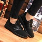 Mens Breathable Sneaker Outdoor Running Shoes Lace UP Mesh Sports Trainers Hot