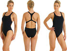 Maru Pacer Womens Boogie Back Swimsuit Black