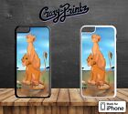 Simba & Nala Cute Love Lion King Cool fits all iPhone Hard Case Cover 8