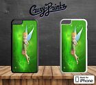 Tinkerbell Disney Princess Tink Tinker Bell Cool fits iPhone Hard Case Cover 9
