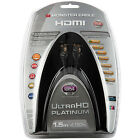 Monster UltraHD Platinum 4K Ultra High Speed HDMI Cable 22.5Gbps UHD LED OLED TV