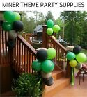 MINECRAFT Birthday Party Supplies Cups Plates Table Cover Invitations Bands Bags