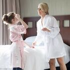 USA SELLER!  Women's SILK Kimono Robes Bathrobe BRIDE, BRIDESMAID S-XXL
