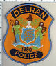 Delran Police (New Jersey) Shoulder Patch from 1985