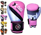 Rex Leather Boxing Gloves,MMA,Sparring Punch Bag,Muay Thai Training Gloves