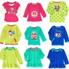 Внешний вид - Gymboree Color Happy 6-12-18-24 2T 3T 4T Shirt Tops Snowman Panda Tiger Blue