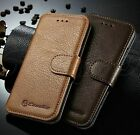 Kyпить Luxurious Genuine Leather Wallet Flip Case Cover For Samsung Galaxy S8 S8+ Plus на еВаy.соm