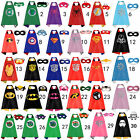 mickey birthday party ideas - Cape for kid birthday party favors and ideas Kids Superhero Cape (1cape+1 mask)!