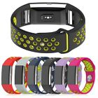 Sport Watch Band Strap For fitbit charge 2 Silicone Bracelet wristbands AU