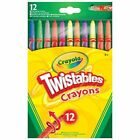 Crayola 12 and 24 Twistable Crayons - FREE & FAST DELIVERY