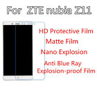 3pcs For ZTE Nubia Z11 Anti Explosion Film,High Clear Screen Protector