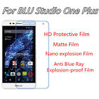 3pcs For BLU Studio One Plus Anti Explosion Film,High Clear Screen Protector