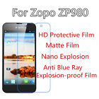 3pcs For Zopo ZP980 Anti Explosion Film,High Clear Screen Protector