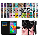 For Samsung Galaxy Grand Prime G530 Canvas Wallet Pouch Case Cover + Pen