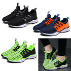 Men Sport Shoes Athletic Sneaker Lace Up Breathable for Running Fitness Walk Gym