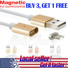 US LOCAL Magnetic Adapter Charger USB Cable For iPhone 6 7 plus Android Samsung