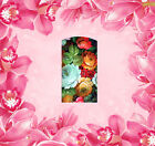 Wraps Blumen Fingernagel Full cover Nail Tattoo Sticker Decal Folie Abziehbilder