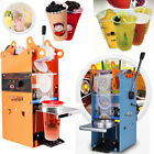 Внешний вид - 220V Electric Semi-automatic Tea Cup Sealer Sealing Machine Bubble 300-500Cups/h
