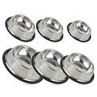 Stainless Steel Anti-slip Feeder Food Bowl Water for Pet Dog Cat Puppy Feeding
