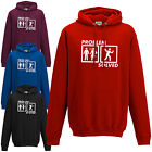 Problem Solved TABLE TENNIS Hoodie - Dads Marriage Fathers Day Present Hoody Top