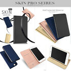 DUX DUCIS Skin PRO Series Leather Wallet Card Holder CaseTPU Cover For Lot phone