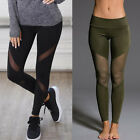 Women Sports YOGA Workout Gym Fitness Leggings Pants Jumpsuit Athletic