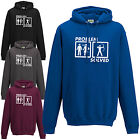 Problem Solved ARCHERY Hoodie - Dads Marriage Fathers Day Present Hoody Top