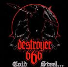 DESTROYER 666 - Cold Steel for An Iron Age - CD ** Brand New **