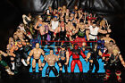 WWE WWF Jakks Pacific Wrestling Action Figures Lot (Sold in Pairs) $8.99 USD