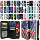 For ZTE Grand X4 Z956 Z957 Damon All-In-One PU Leather Wallet Cover Case + Pen