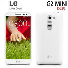 "LG G2 MINI D620 Black / White 4.7"" LCD Quad-Core 1.2GHz 8MP WIFI Android Phone"
