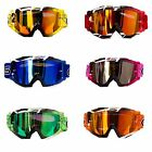 2017 Chaos Kids Junior Youth Motocross MX Bike Goggles Girls Boys Colours