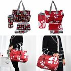 Multifunctional Mommy Bag Baby Diaper Mummy Changing Bag Waterproof Nappy Bag US