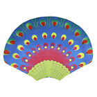 UK Adult Soft Fabric Peacock Wings Shawl Fairy Ladies Pixie Costume Accessory