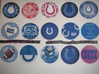 Indianapolis colts mix flat back or pin badge cabochons embellishments magnets $5.5 USD on eBay