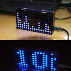 Внешний вид - LS1608 music spectrum LED dot matrix Amplifier MP3 PC Audio Level Indicator mete