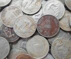 100 Coins Lot - 50 Paise (FAO) 1986 Commemorative: Fisheries Copper-nickel – 5 g