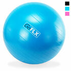 Snugg GOFLX Exercise Ball Balance Pumping Fitness Pilates Yoga Training Air