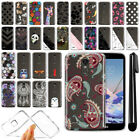 "For LG Stylo 3 Stylus 3 L83BL 5.7"" Ultra Thin Clear TPU Case Phone Cover + Pen"