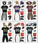 Jolee Football NFL Uniform 3D Sticker Set-U Choose-Scrapbooking-Card Making on eBay