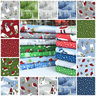 Santas Little Helpers 100% Cotton Christmas fabrics & bundles by Windham fabrics