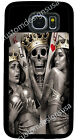 TEXAS HOLDEM POKER KING PHONE CASE FOR SAMSUNG NOTE GALAXY S3 S4 S5 S6 S7 S8 S9