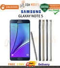 Samsung Galaxy Note 5 64GB (SM-N920A, GSM Unlocked) - All colors
