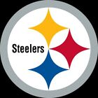 Pittsburgh Steelers Vinyl Decal / Sticker 5 sizes!!