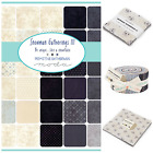 MODA Snowman Gatherings 100 % cotton, charm pack jelly roll layer cake