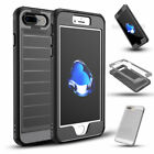 For Iphone 6 6s 7 8 Plus Iphone8 Shockproof Hybrid Protective Armor Case Cover
