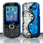 For Samsung Intensity III 3 U485 Rubberized Design HARD Case Phone Cover