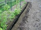 Vertical weed barrier , root barrier  for trees and bamboo protects foundations